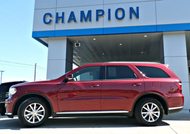 Used 2014 Dodge Durango Limited SUV for sale in Athens, AL