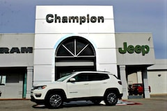 New 2020 Jeep Compass SUN & WHEEL FWD Sport Utility for sale in Athens, AL