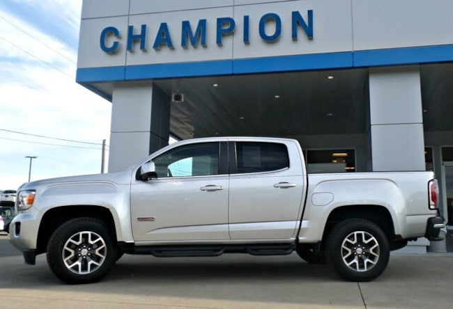 Used 2016 GMC Canyon SLE Truck Crew Cab for sale in Athens, AL