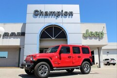 New 2020 Jeep Wrangler UNLIMITED SAHARA 4X4 Sport Utility for sale in Athens, AL
