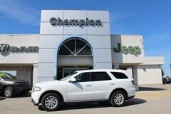 New Vehicles for sale 2020 Dodge Durango SXT RWD Sport Utility in Decatur, AL