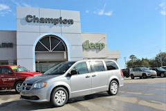 New 2019 Dodge Grand Caravan SE Passenger Van for sale in Athens, AL