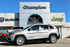 New 2020 Jeep Cherokee LATITUDE FWD Sport Utility for sale in Athens, AL