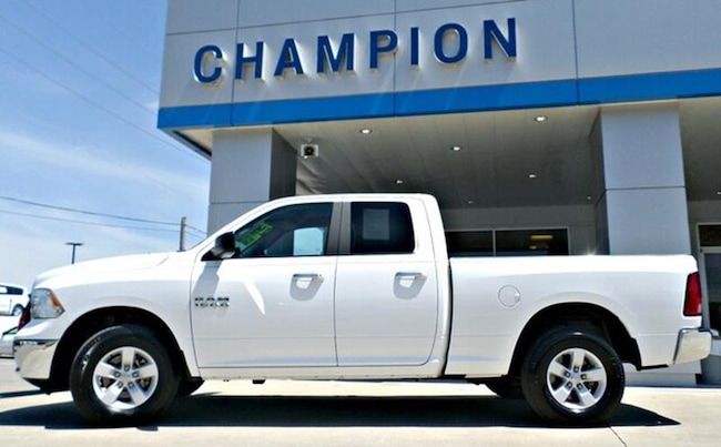 Used 2018 Ram 1500 Big Horn Truck Quad Cab for sale in Athens, AL