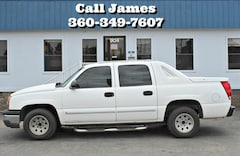 Used Vehicles for Sale 2004 Chevrolet Avalanche 1500 Base Truck Crew Cab Athens AL