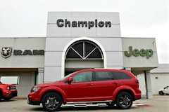 New 2019 Dodge Journey CROSSROAD Sport Utility for sale in Athens, AL
