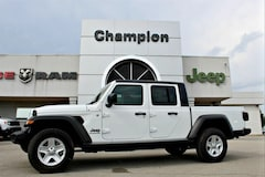 New 2020 Jeep Gladiator SPORT S 4X4 Crew Cab for sale in Athens, AL