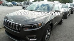 New 2019 Jeep Cherokee LIMITED FWD Sport Utility for sale in Athens, AL