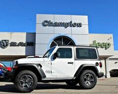 New 2020 Jeep Wrangler SPORT S 4X4 Sport Utility for sale in Athens, AL