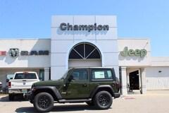 New 2021 Jeep Wrangler SPORT 4X4 Sport Utility for sale in Athens, AL