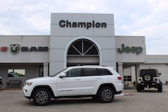 New 2020 Jeep Grand Cherokee LIMITED 4X2 Sport Utility for sale in Athens, AL