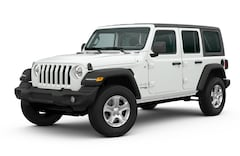 New 2020 Jeep Wrangler UNLIMITED SPORT S 4X4 Sport Utility for sale in Athens, AL