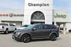 Certified Used 2018 Dodge Journey Crossroad SUV in Decatur, AL