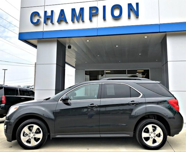 Used 2014 Chevrolet Equinox LT w/2LT SUV for sale in Athens, AL