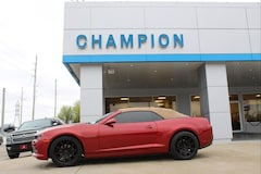 Used Vehicles for Sale 2014 Chevrolet Camaro LT w/1LT Convertible Athens AL