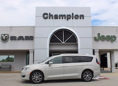 New 2020 Chrysler Pacifica LIMITED Passenger Van for sale in Athens, AL
