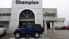 New 2019 Jeep Wrangler SPORT S 4X4 Sport Utility for sale in Athens, AL