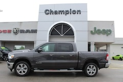 New Chevrolet Chrysler Dodge Jeep Ram 2020 Ram 1500 BIG HORN CREW CAB 4X4 5'7 BOX Crew Cab Athens, AL