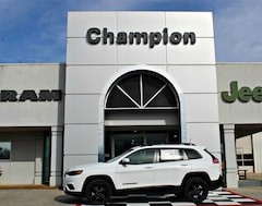 New 2020 Jeep Cherokee ALTITUDE FWD Sport Utility for sale in Athens, AL
