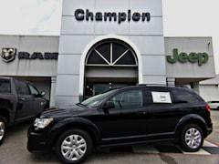 New 2019 Dodge Journey SE VALUE PACKAGE Sport Utility for sale in Athens, AL