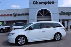 2011 Honda Odyssey Touring Van