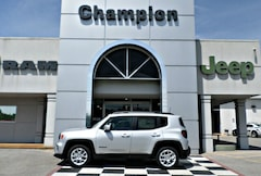 New 2019 Jeep Renegade LATITUDE 4X2 Sport Utility for sale in Athens, AL
