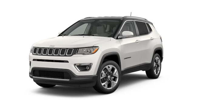 New 2019 Jeep Compass LIMITED FWD Sport Utility for sale in Athens, AL