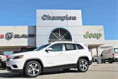 New 2020 Jeep Cherokee LIMITED FWD Sport Utility for sale in Athens, AL