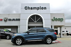 Used 2020 Ford Explorer XLT SUV for sale in Athens, AL