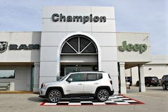 New 2020 Jeep Renegade LATITUDE FWD Sport Utility for sale in Athens, AL