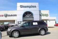 New 2020 Dodge Journey SE (FWD) Sport Utility for sale in Athens, AL