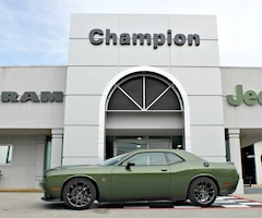 New 2020 Dodge Challenger R/T SCAT PACK Coupe for sale in Athens, AL