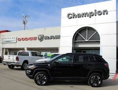 Certified Used 2018 Jeep Compass Trailhawk 4x4 SUV in Decatur, AL