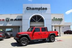 New 2020 Jeep Gladiator RUBICON 4X4 Crew Cab for sale in Athens, AL