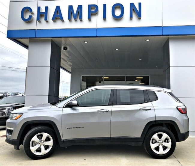 Used 2018 Jeep Compass Latitude FWD SUV for sale in Athens, AL