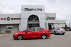 Used Vehicles for Sale 2018 Chevrolet Cruze LS Auto Sedan Athens AL