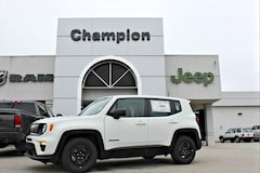 New 2020 Jeep Renegade SPORT FWD Sport Utility for sale in Athens, AL