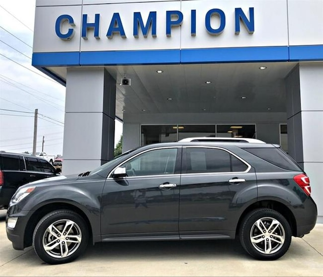 Used 2017 Chevrolet Equinox Premier SUV for sale in Athens, AL