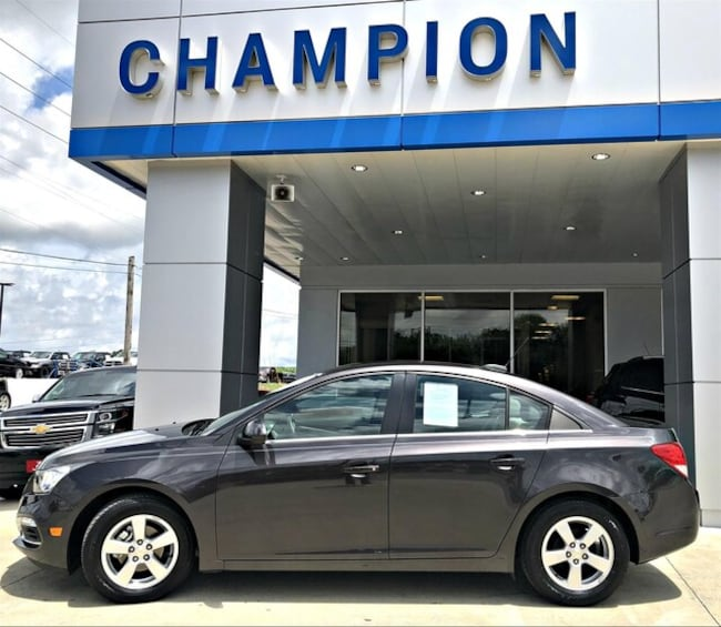 Used 2016 Chevrolet Cruze Limited 1LT Auto Sedan for sale in Athens, AL