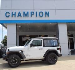 New 2020 Jeep Wrangler SPORT 4X4 Sport Utility for sale in Athens, AL