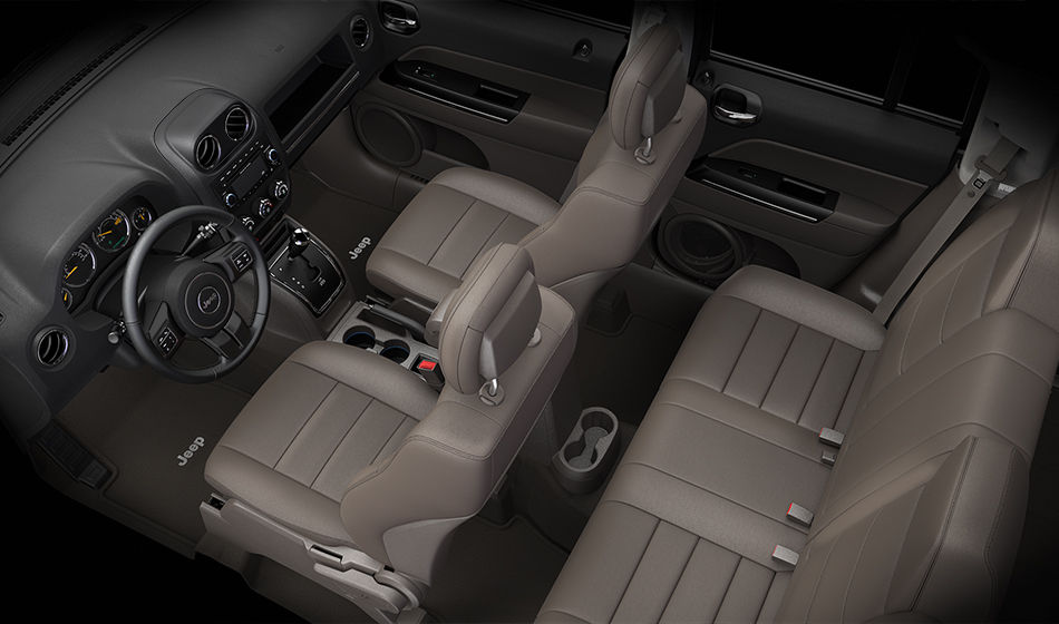 High Quality Jeep Patriot Interior