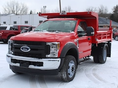 New 2019 Ford Chassis Cab F-550 XL 660A w/ Power Equipment Group, XL Decor & XL Value Pkgs. 145