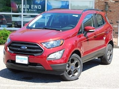 2018 Ford EcoSport SES Crossover MAJ6P1CL2JC196949