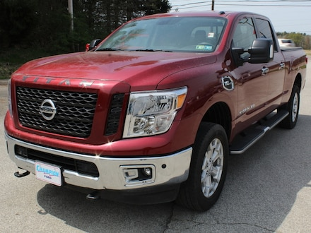 Featured used  2019 Nissan Titan XD SV with the SV Utility Pkg. SV Convenience Pkg. Ni Truck for sale in Edinboro, PA