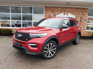 2020 Ford Explorer ST 400A w/ Premium Technology Pkg & Twin Moonroofs SUV / Crossover