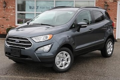 New 2019 Ford EcoSport SE 200A with SE Convenience Pkg.  Navigation,  Power Moonroof, Heated Bucket Seats, FordPass Connect WiFi HotSpot & Sync3 Bluetooth System 4WD / 4x4 / AWD  2.0L I4   SUV / Crossover for sale in Edinboro, PA