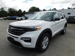 New 2020 Ford Explorer XLT Luxury 202A  Comfort Pkg. . 7 Passenger w/ Heated Activex / Leather Bucket Seats, Heated Steering Wheel,   Ford Co-Pilot 360,  FordPass Connect WiFi HotSpot  &  Sync3 Bluetooth System  4WD / 4x4 / AWD  2.3L I4  EcoBoost  SUV / Crossover for sale in Edinboro, PA