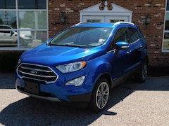 Used 2019 Ford EcoSport MAJ6S3KL1KC306807 for sale in Edinboro, PA