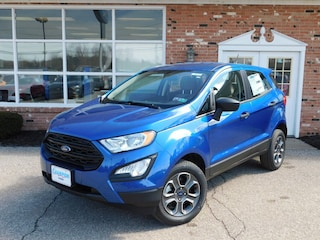 2020 Ford EcoSport S 100A w/ Ford Pass Connect 4G WiFi Hot Spot Modem,  Rear View Camera & Sync3 BlueTooth System  4 Wd / 4x4 / AWD  2.0L I4 SUV / Crossover