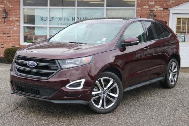 Used 2018 Ford Edge Sport SUV for Sale in Edinboro